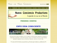 nuevaconcienciaproductions.com