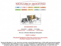 Monarchroofing.net - Top Roofing Company in Saint Joseph Missouri area |