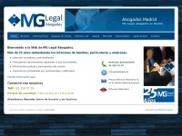 Mglegal.es - Abogados Madrid | MG Legal, Abogados en Madrid