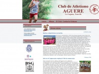 Club Atletismo Aguere