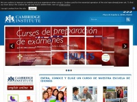 cambridgeinstitute.net