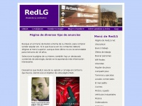 Redlg.com - RedLG/ Novela libros/ Abusos judiciales/ Contactos/ Anuncios diversos/ Astrología