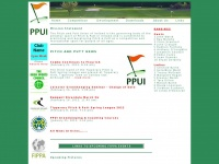 PPUI.ie - Pitch and Putt Union Of Ireland