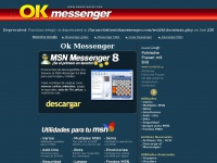 Okmessenger is a business name for sale on BrandBucket