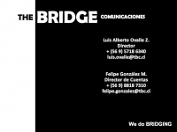 Tbc.cl - The Bridge Comunicaciones