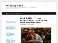"""Thebishopshour.org - The Bishop's Hour   Listen to """"The Bishop's Hour,"""" hosted by Michael Dixon, D. Min., live at 11 a.m. on Mondays on 1310 AM in Phoenix."""