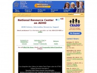 Help4adhd.org - National Resource Center on AD/HD: A Program of CHADD