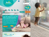 pampers.no