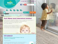Pampers.sk - Procter & Gamble
