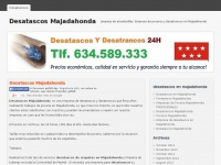 www.desatascosmajadahondapoceros.es may be for sale, negotiate directly with the owner on DomainAgents