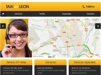 taxienleon.com