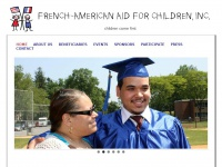 Faafc.org - French American Aid For Children | Home