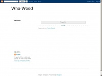 Who-wood.co.nr - WHO WOOD