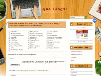 Queblogs.net - Que Blogs!