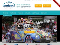 Tendenci.com - Tendenci - The Open Source AMS | Membership and NPO software | Open Source Association Management and Donor Management. - Tendenci - The Open Source AMS