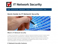 88days.co.uk - Quick Guide to IT Network Security