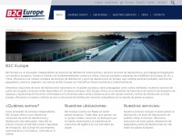 B2ceurope.eu - Specialists in e-commerce delivery | B2C Europe