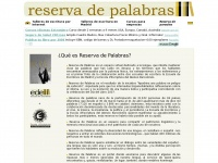 reservadepalabras.org