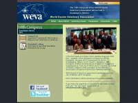 Wevaonline.org - World Equine Veterinary Association – Working to advance the health and welfare of horses worldwide by promoting and offering quality continuing education for equine practitioners, specifically in countries with limited access  ..