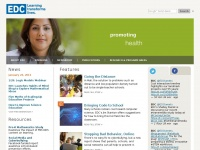 Edc.org - Learning transforms lives. | EDC