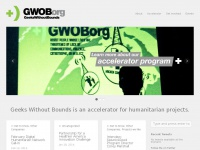 Gwob.org - Welcome to Geeks Without Bounds | Geeks Without Bounds