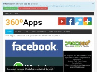 360Apps - Android, iOS y Windows Phone en español