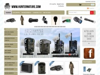 hunternature.com: Hunter Nature, hunting accessories, night and thermal vision, taxidermy, airguns.