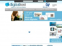 Digital-Text | Libros de texto multimedia
