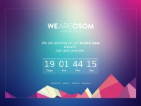 Weareosom.com.ar - WE ARE OSOM - Creative Boutique
