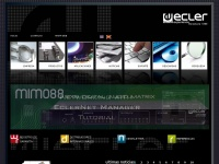 Ecler Pro Audio Products - Ecler