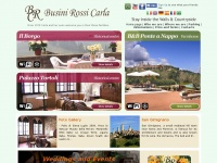 Busini Carla Rossi & B&B Ponte a Nappo, B&B San Gimignano Diffuso for your Holidays!