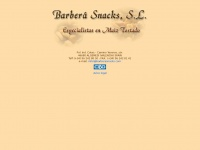 barberasnacks.es