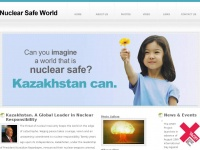 Nuclearsafeworld.org - Welcome to a Nuclear Safe World