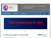 NEW ENGLISH WORLD SANTANDER-ACADEMIAS DE INGLES SANTANDER,INGLÉS,ACADEMIA