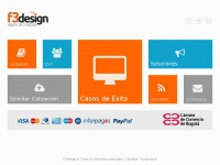 F3design.co - ::F3Design - Agencia Creativa:: Diseño Web, Marketing Digital, Branding en Colombia