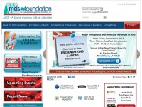 Mds-foundation.org - MDS Foundation | MDS is a bone marrow failure disorder