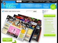 Servidoresderadio.es - Crear web para radio, radio streaming, radio Internet.