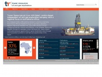 Towerresources.co.uk - Home - Tower Resources
