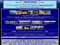 PINCELADAS: FOTOS, VIDEOS, PANORAMICAS CON ZOOM, PASES DE DIAPOSITIVAS, LINKS E INFORMATICA