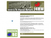 Justicia4migrantworkers.org - J U S T I C E  for  Migrant Workers