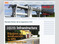 Revista Vector de la Ingeniería Civil
