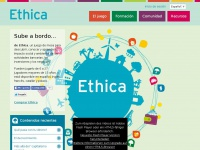 Ethica.co - Sube a bordo Ethica