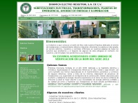 dinamicaelectroindustrial.com