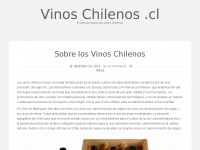 vinoschilenos.cl
