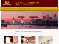 Royal-cleaning.co.uk - End of tenancy and carpet cleaning services in London | Royal Cleaning