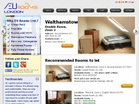 Eurooms.net - Rooms to rent London | EU Rooms accommodation