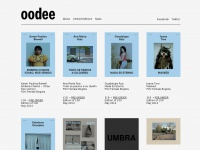 Oodee.net - oodee — Photography Books & Posters