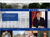 Whitehousehistory.org - Homepage - White House Historical Association