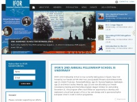 Ifor.org - International Fellowship of Reconciliation