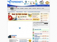 Terionet.net - Web Hosting from TERIONET